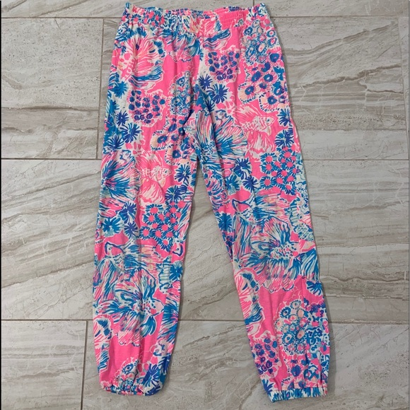 🦩Girls Lilly Pulitzer Pant🦩